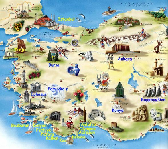Türkische Küche besteht nicht nur aus Döner! | Neue Küche mal anders